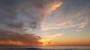 Jalama Beach Sunset